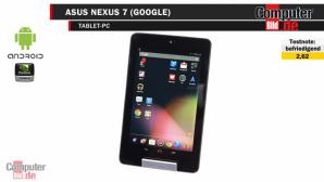 Asus Nexus 7 (Google) ©COMPUTER BILD