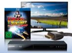 3D-TV von LG kaufen und Xbox 360 abstauben ©Amazon, Computerbild.de