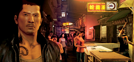Sleeping Dogs © Square Enix