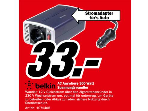 Belkin F5C412EB300W ©Media Markt