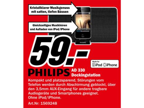 Philips AD330 ©Media Markt