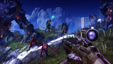 Actionspiel Borderlands 2: Nacht © 2K Games