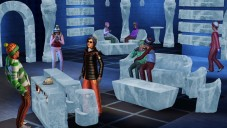 Simulation Die Sims 3 – Seasons: Eis © Electronic Arts