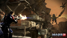 Rollenspiel Mass Effect 3: Drache © Electronic Arts