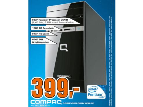 Compaq CQ2806EG Desktop PC ©Saturn