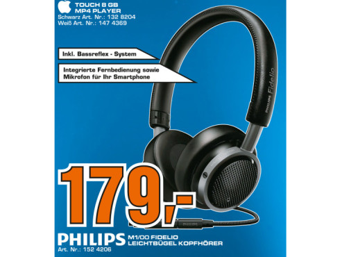 Philips Fidelio M1 © Saturn