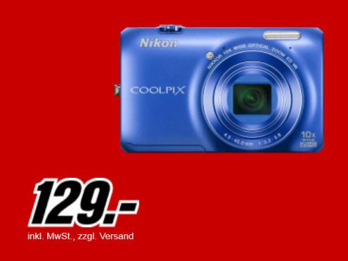 Nikon COOLPIX S6300 ©Media Markt