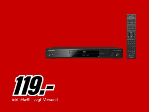 Pioneer BDP140 ©Media Markt