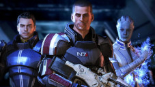 Mass Effect 3: Shepard © Electronic Arts