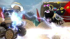 Rennspiel Little Big Planet – Karting: Bossfight © Sony