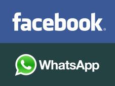 Facebook: Gefälschte WhatsApp-Anwendung Sicherheitslücke: Eine gefälschte Version von WhatsApp taucht bei Facebook auf und stiehlt Ihre Daten. ©WhatsApp, Facebook
