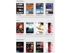 YouTube Movies: Kostenlose Spielfilme im Internet Dünnes Start-Aufgebot: Zu Beginn bietet YouTube Movies Nutzern nur wenige Klassiker. ©YouTube