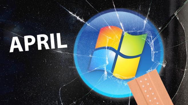 Microsoft-Patchday: Großes Update-Paket im März Besser alles abdichten: Microsoft hilft mit Updates, das Betriebssystem technisch zu modernisieren. ©Microsoft