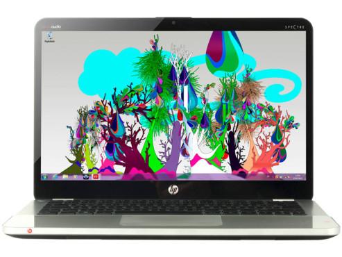 Hewlett-Packard Envy 14 Spectre (B1J92EA) ©COMPUTER BILD