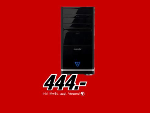 Microstar Professionell I31500/8232DE ©Media Markt