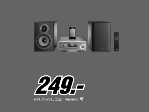 Philips DCB7005 © Media Markt