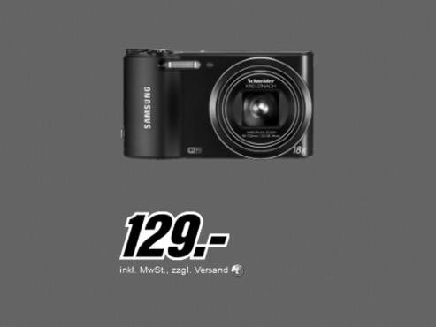 Samsung WB150F schwarz ©Media Markt