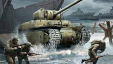 World of Tanks – Generals: Artwork ©wargame.net