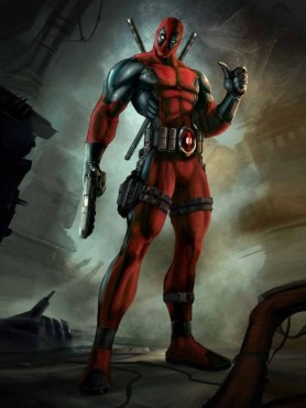 Actionspiel Deadpool: Deadpool Artwork © Activision