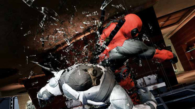 Actionspiel Deadpool: Faustschlag ©Activision
