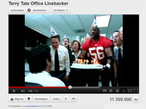 Terry Tate Office Linebacker ©YouTube