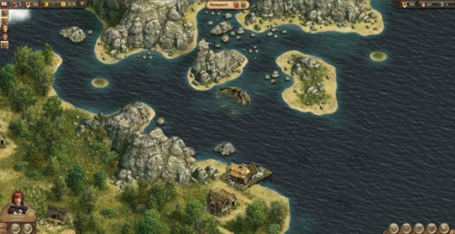 Aufbauspiel Anno Online: Bucht ©Ubisoft