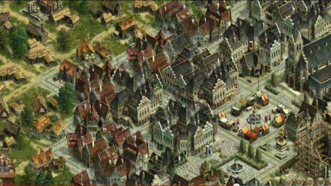 Aufbauspiel Anno Online: Markt ©Ubisoft
