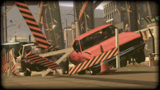 Rennspiel Driver – San Francisco: Crash © Ubisoft