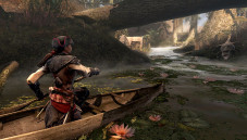 Actionspiel Assassin�s Creed 3 � Liberation: Sumpf © Ubisoft