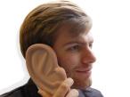 Ear iPhone Case ©thumbsupworld.co.uk