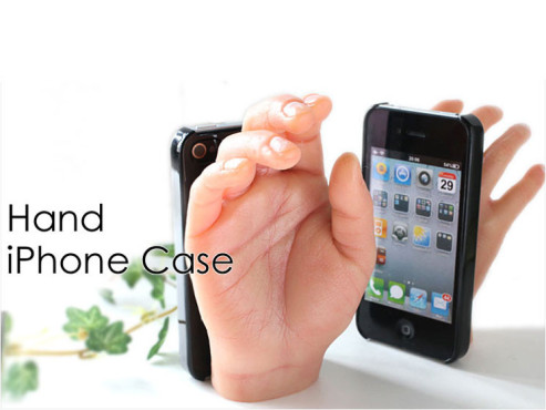 Dokkiri Case for iPhone 4 © Strapya World