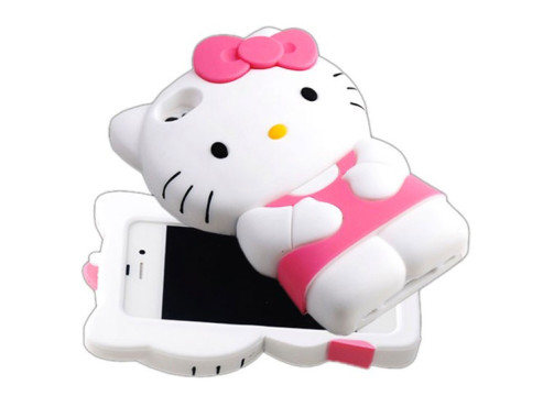 Hello Kitty iPhone Case © Ebay