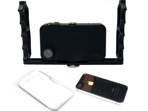 iPhone 4 Professional Grade Underwater Housing © Kickstarter