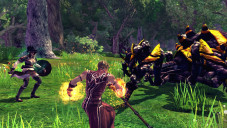 Online-Rollenspiel Raiderz: Kampf © Perfect World Entertainment