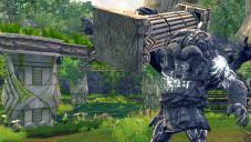 Online-Rollenspiel Raiderz: Riese © Perfect World Entertainment