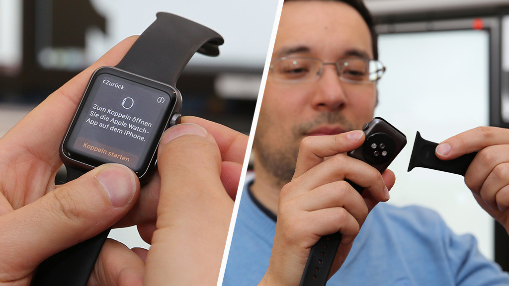 Apple Watch: Der gro�e Labor-Test © COMPUTER BILD
