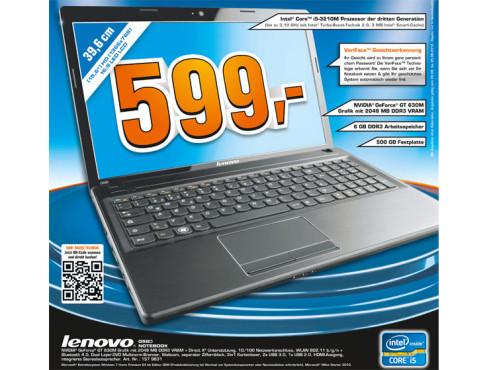 Lenovo G580 ©Saturn