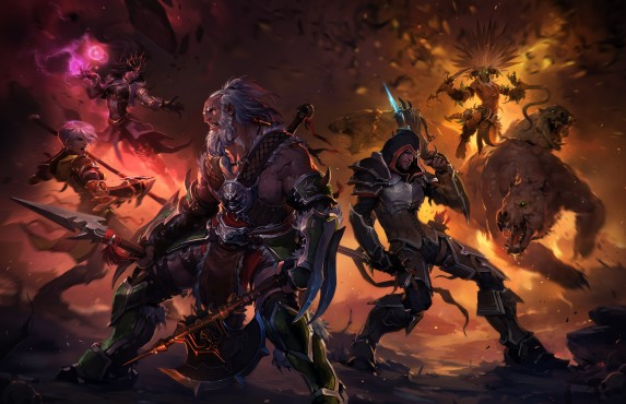 Diablo 3 Patch 2.4.3 © Blizzard
