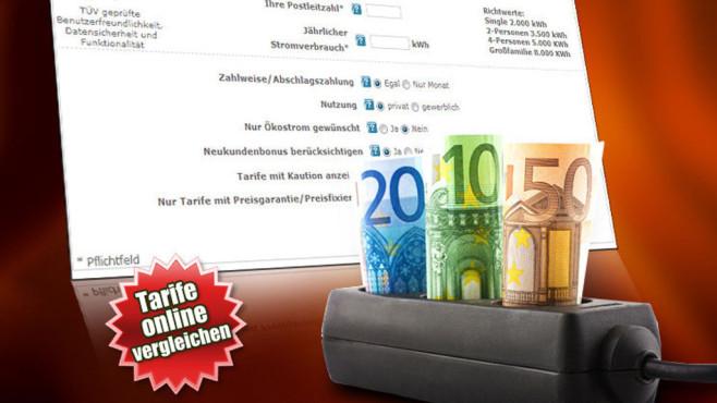 Kostenloser Tarifrechner ©Tobias Faltenbach - Fotolia.com
