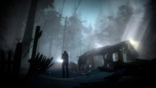 Actionspiel Until Dawn: Wald&nbsp;&copy;&nbsp;Sony