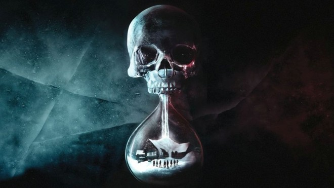 Until Dawn: Skull Artwork © Sony