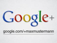 Google+ Partner bekommen eine neue Custom URL Google+: Vorbei sind die Zeiten der ewig langen Zahlenreihen. ©Google