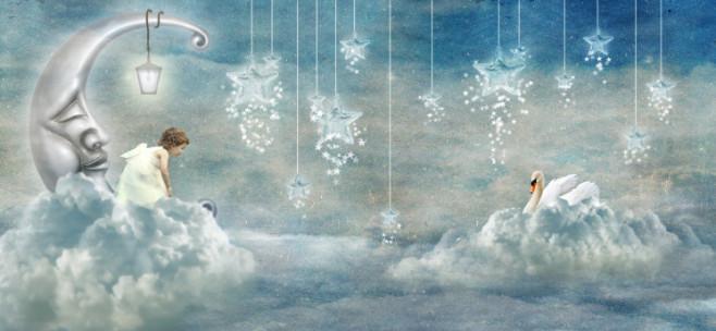 Kleiner Engel – von: oljadam ©oljadam