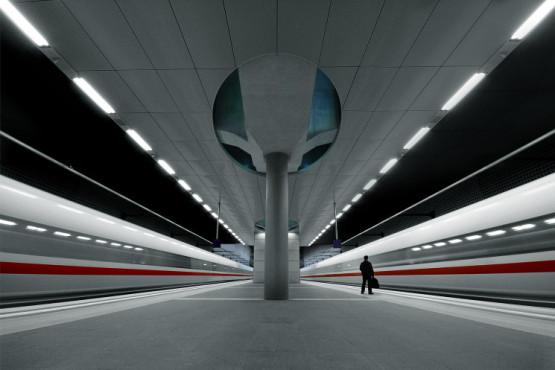 Trains – von: halsemann ©halsemann
