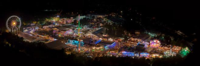 Volksfestpanorama – von: JoeSakic ©JoeSakic