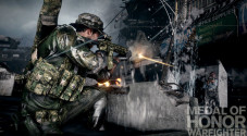 Actionspiel MoH – Warfighter: Held © Electronic Arts