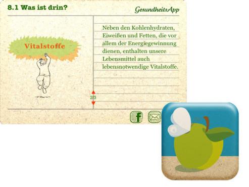 Gesundheitsapp ©Cocologics GmbH
