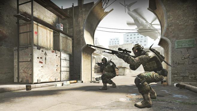 Counter-Strike ©Valve