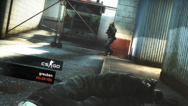 Online-Actionspiel Counter-Strike – Global Offensive: Ausgang © Valve