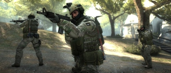Online-Actionspiel Counter-Strike – Global Offensive: Team © Valve